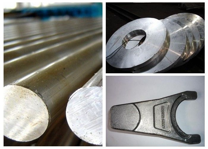 6B02 LD2-1 Aluminium Forged Products 6151 T6 Alloy High Strength 7500mm Max Length