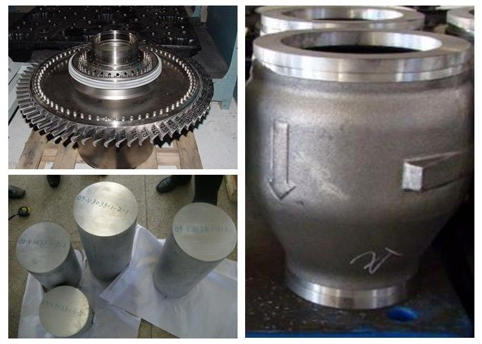 ROHS Standard 7175 Aluminium Forged Products Billet Excellent Crack Resistant